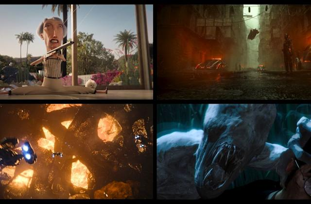 """This week's TV shows: """"Mass Effect"""", """"Love, Death and Robots"""" and """"Devil City"""""""