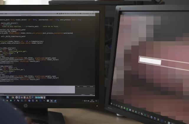 PornHub uses AI to reproduce the oldest pornographic movie in 4K