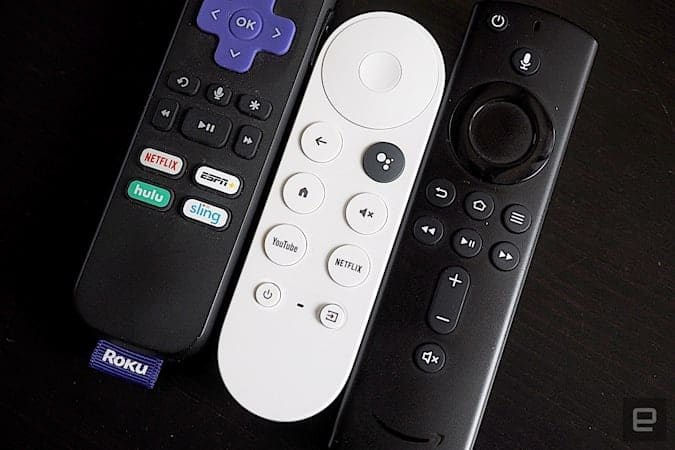 The Morning After: Which streaming TV box or stick is best for you?