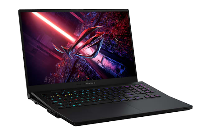 ASUS ROG introduced the 16-inch Zephyrus M16 and 17-inch S17
