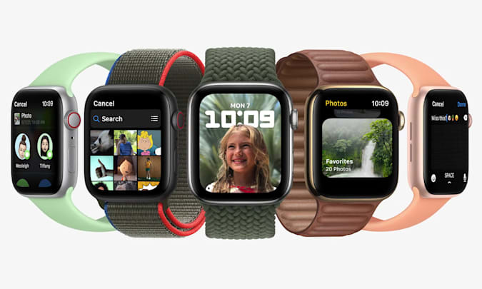 Apple's watchOS 8 adds new mindfulness exercises and exercise types