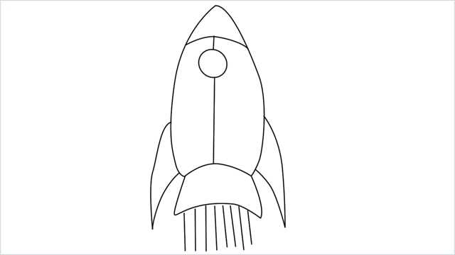 How to Draw a Rocket Archives - How to Draw