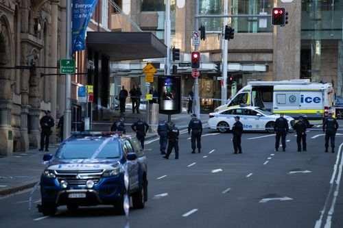 Crime figure Bilal Hamze shot dead in 'brutal, execution-style murder' in Sydney's CBD