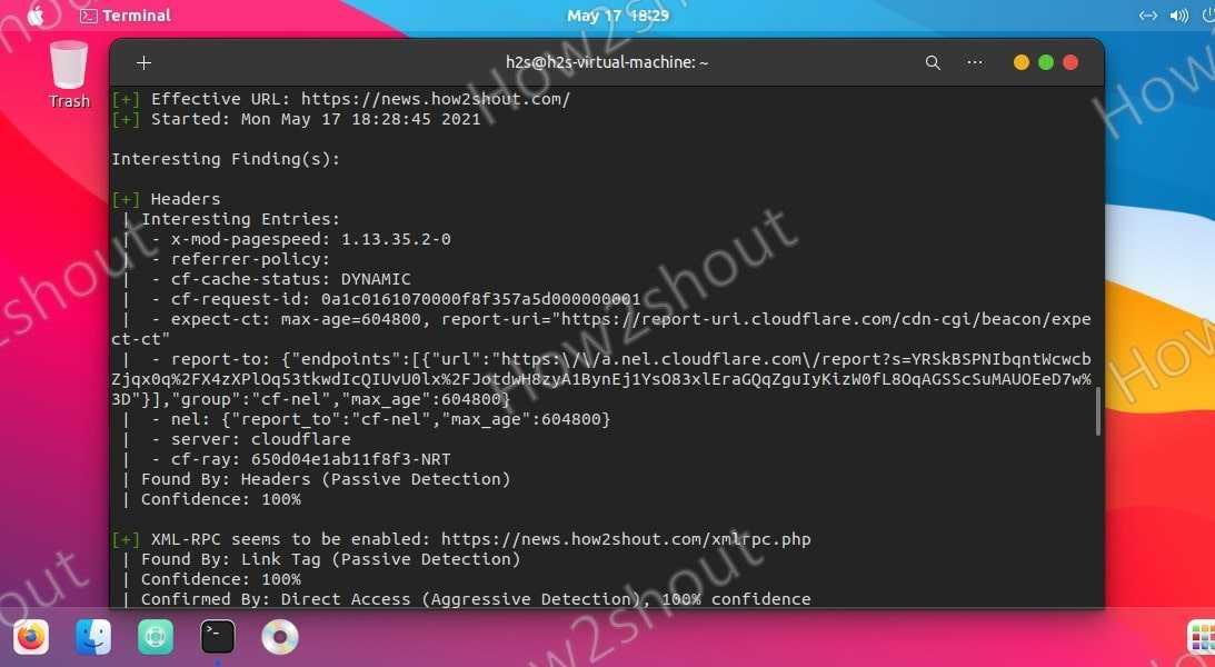 Install WPScan WordPress Security Scanner on Ubuntu 20.04 LTS