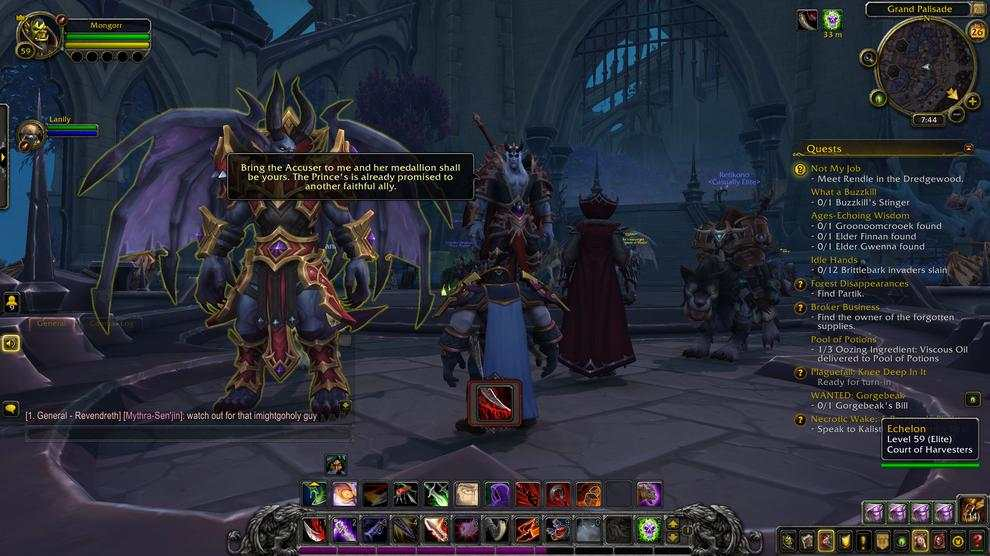 World of Warcraft Shadowlands review: Fresh locales and long-tail appeal trump narrative niceties