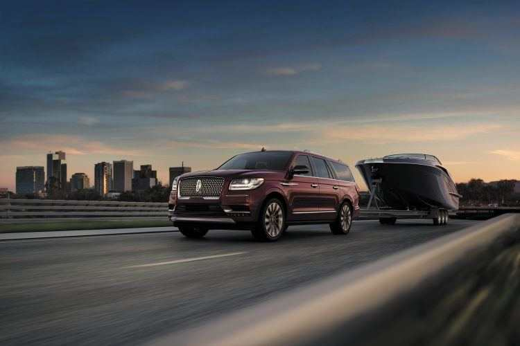 Test du Lincoln Navigator 2018 : grand, arrogant et plein de luxe