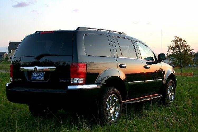 Essai de la Chrysler Aspen hybride 2009
