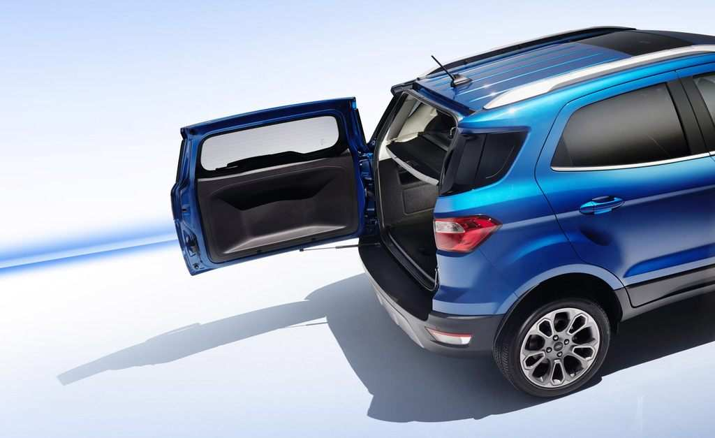 Ford EcoSport : petit SUV, grand cœur