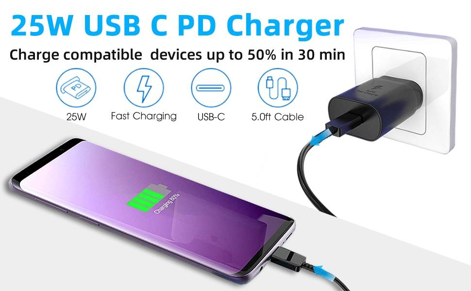 Top 10 Best charger for samsung note 5 Reviews