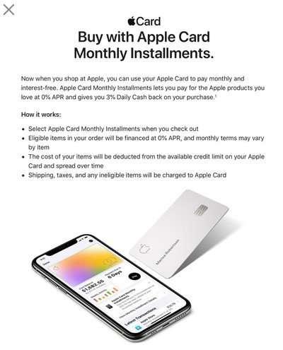 Carte Apple : tous les détails sur la carte de crédit d'Apple