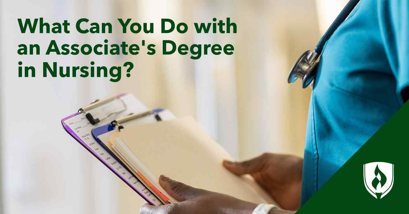 What Can You Do with an Associate's Degree in Nursing ...