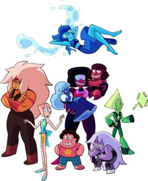 Gems | Steven Universe Wiki | Fandom