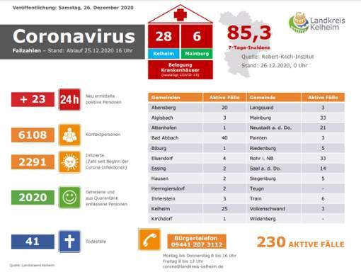 Coronavirus-Blog - Die Meldungen des Jahres 2020