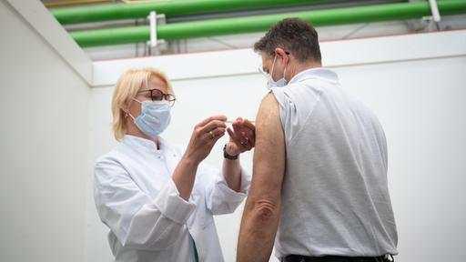 Impfungen in Betrieben Von wegen
