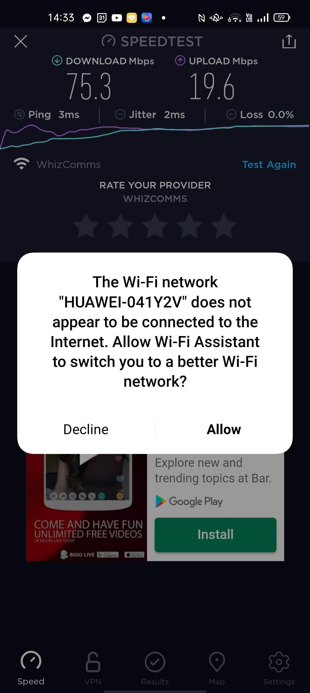 Goondu review: Huawei WiFi AX3 March 22nd, 2021 | by Wilson Wong Internet 0 Huawei WiFi AX3 Photo: Handout