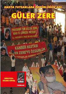 New Book by Boran Publications: The Name of Freedom for Sick Prisoners Güler Zere