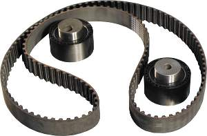 All about the timing belt