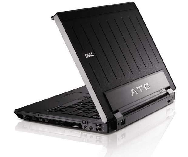Das Dell Latitude E6410 ATG hat Haltung