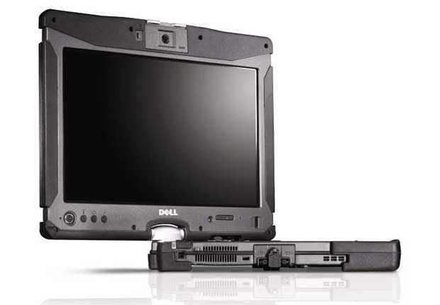 Dell bringt den robusten Multi-Touch-Convertible-Tablet-PC Latitude XT2 XFR auf den Markt