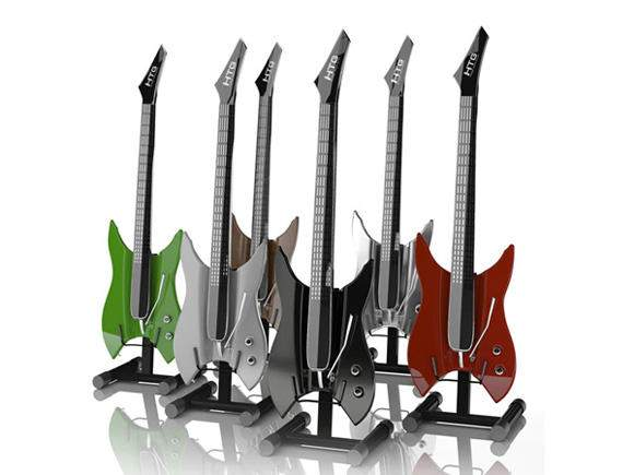 What is a Stringless Guitar