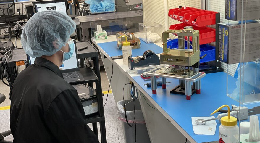 Capella Space and Phase Four reveal Maxwell Engine performance