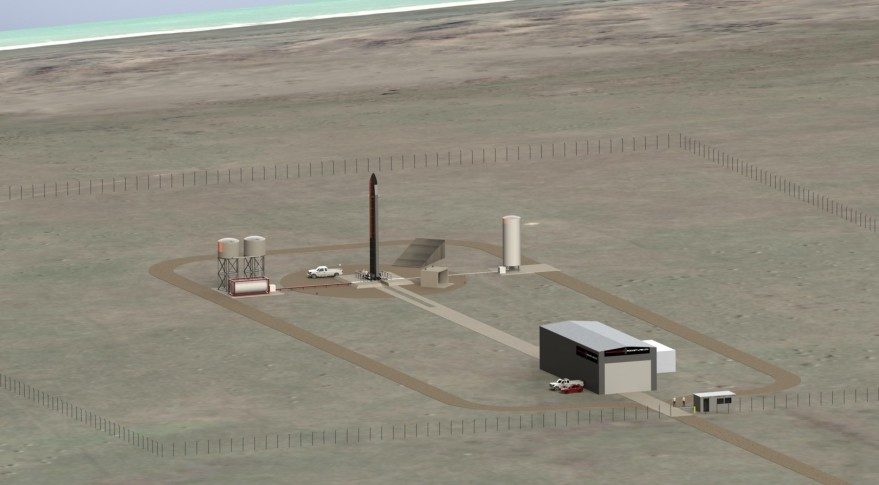 Rocket Lab Selects New Zealand Launch Site