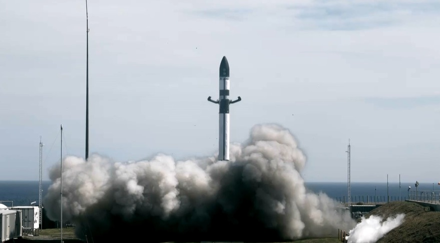 Rocket Lab kicks off busy year with NRO launch