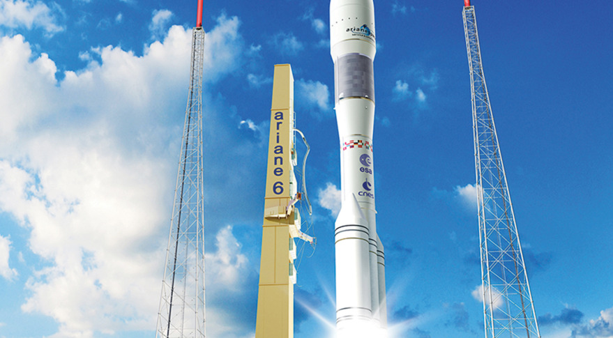 Airbus and Safran Propose New Ariane 6 Design, Reorganization of Europe's Rocket Industry