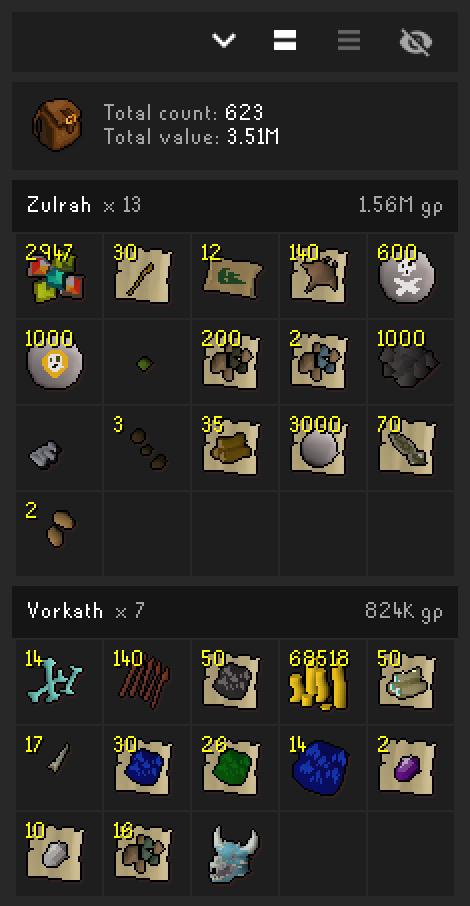 Loot Tracker