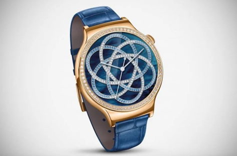 New Huawei Smartwatch Targets Females