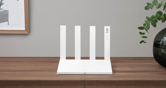 WiFi AX3: Huawei's first Wi-Fi 6 Plus routers are safe, secure and blazing fast